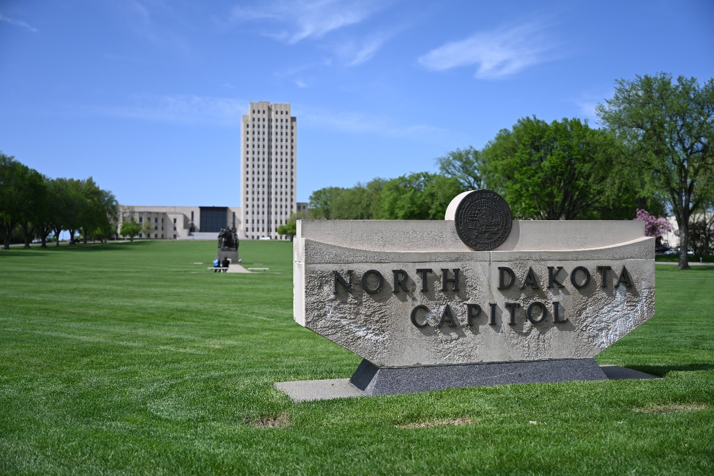 North Dakota Capitol
