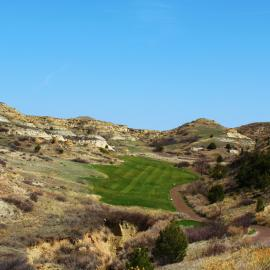 Bully Pulpit Medora Golf