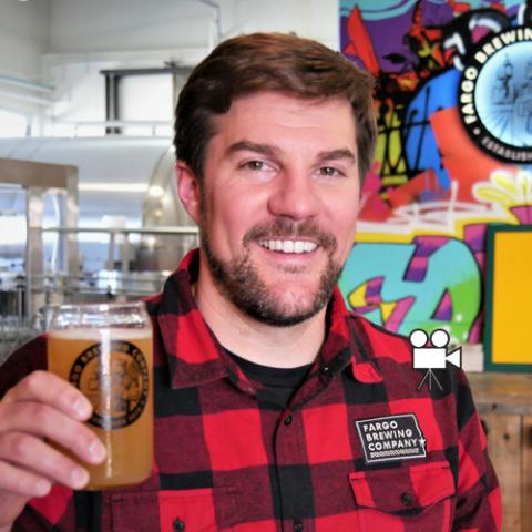 Meet a Founder of ND's First Craft Brewery