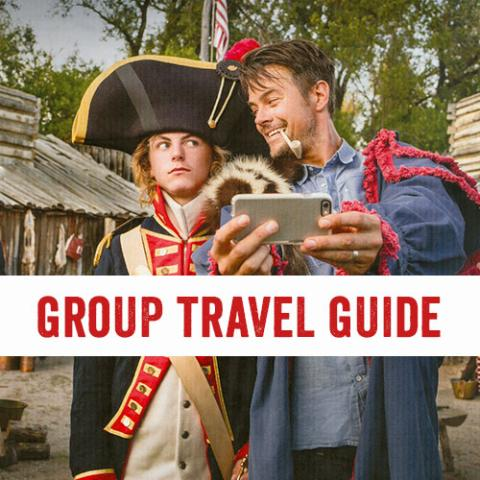 Order the Group Travel Guide