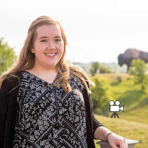 Meet a Young Bison Advocate