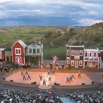 Medora Musical Theater in North Dakota